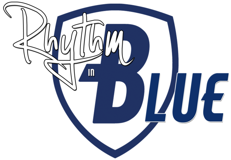 rhythm in blue